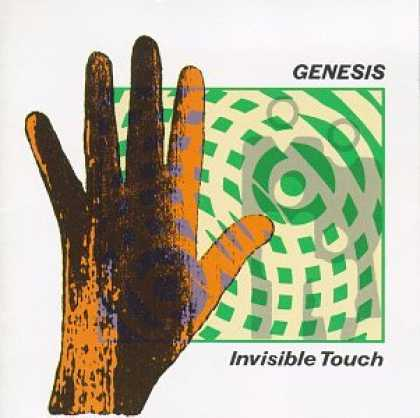 Bestselling Music (2007) - Invisible Touch by Genesis