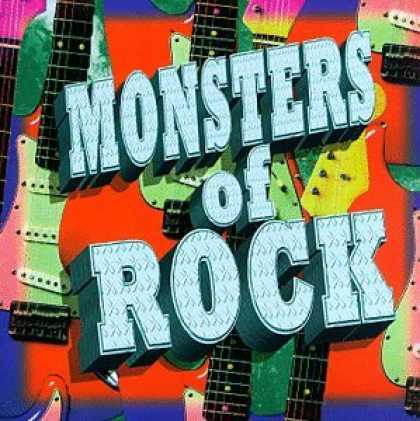 Bestselling Music (2007) - Monsters of Rock by Various Artists