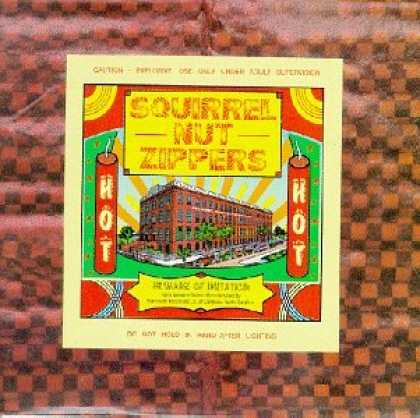 Bestselling Music (2007) - Hot [ENHANCED CD] by Squirrel Nut Zippers