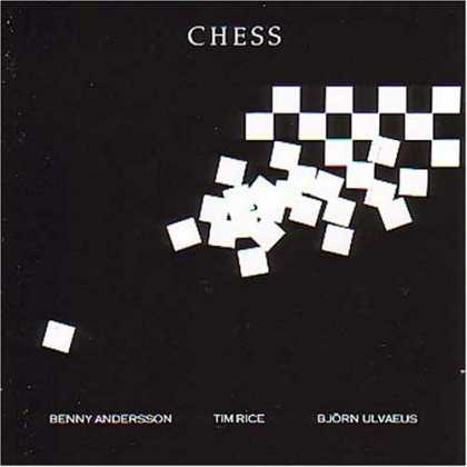 Bestselling Music (2007) - Chess by Bjorn Ulvaeus