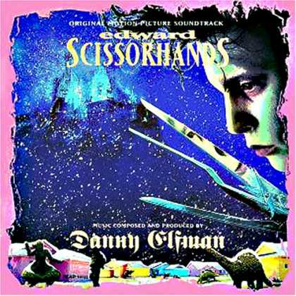 Bestselling Music (2007) - Edward Scissorhands: Original Motion Picture Soundtrack by Danny Elfman
