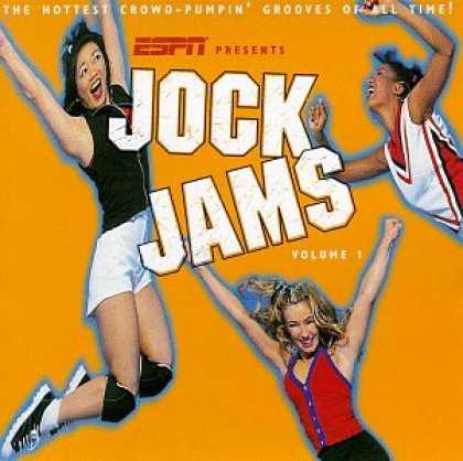 Bestselling Music (2007) - ESPN Presents: Jock Jams, Volume 1 by Various Artists