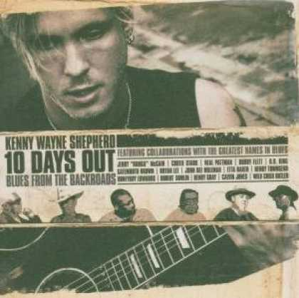 Bestselling Music (2007) - 10 Days Out (Blues from the Backroads)/ (CD/DVD) by Kenny Wayne Shepherd