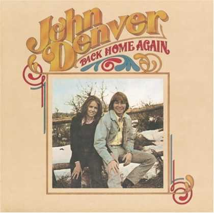 Bestselling Music (2007) - Back Home Again by John Denver