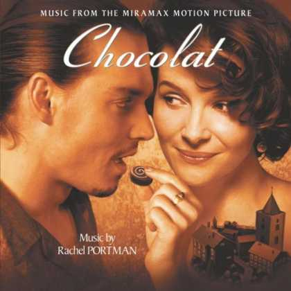 Bestselling Music (2007) - Chocolat: Music from the Miramax Motion Picture (2001 Film)