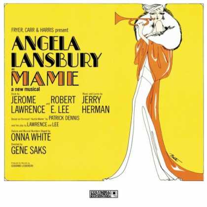 Bestselling Music (2007) - Mame (1966 Original Broadway Cast) by Jerry Herman