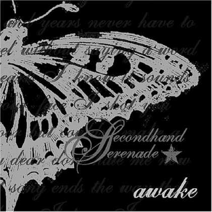 Bestselling Music (2007) - Awake by Secondhand Serenade
