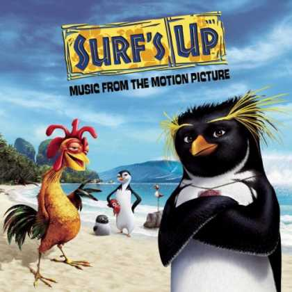 Bestselling Music (2007) - Surf's Up by Original Soundtrack
