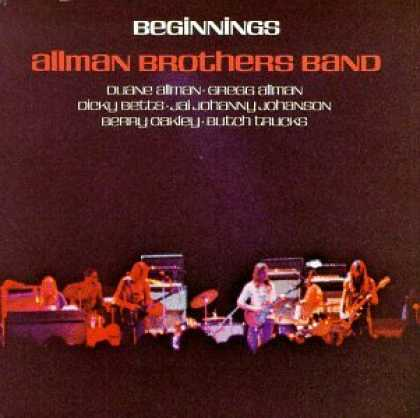 Bestselling Music (2007) - Beginnings by The Allman Brothers Band