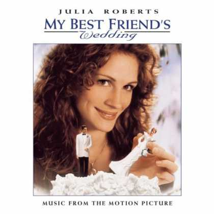 Bestselling Music (2007) - My Best Friend's Wedding: Music From The Motion Picture by Various Artists