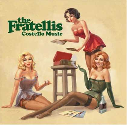 Bestselling Music (2007) - Costello Music by The Fratellis