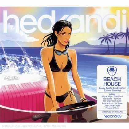 Bestselling Music (2007) - Hed Kandi: Beach House 69 by Various Artists