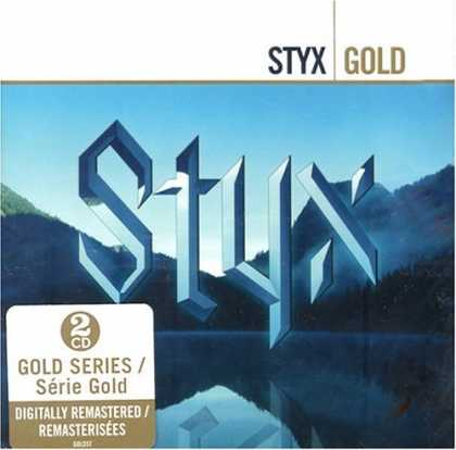 Bestselling Music (2007) - Come Sail Away: The Styx Anthology by Styx