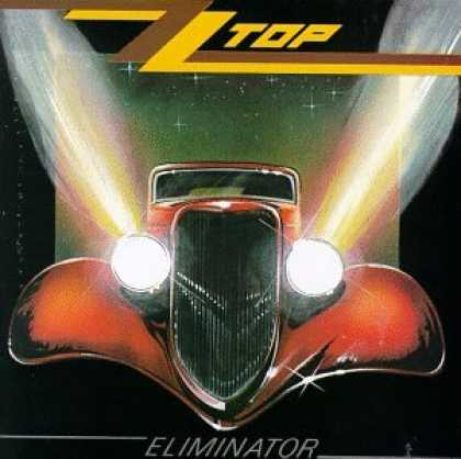 Bestselling Music (2007) - Eliminator by ZZ Top