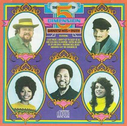 Bestselling Music (2007) - The 5th Dimension - Greatest Hits on Earth by The 5th Dimension