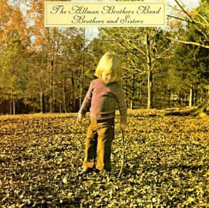 Bestselling Music (2007) - Brothers and Sisters by The Allman Brothers Band