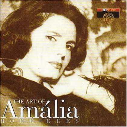 Bestselling Music (2007) - Art of Amalia by Amália Rodrigues