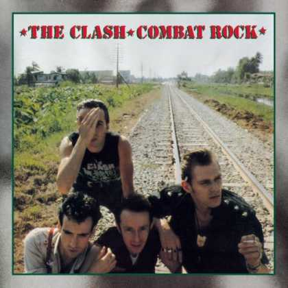 Bestselling Music (2007) - Combat Rock by The Clash