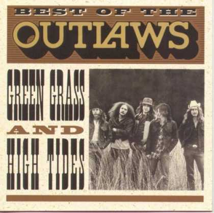 Bestselling Music (2007) - Best Of The Outlaws: Green Grass & High Tides by The Outlaws