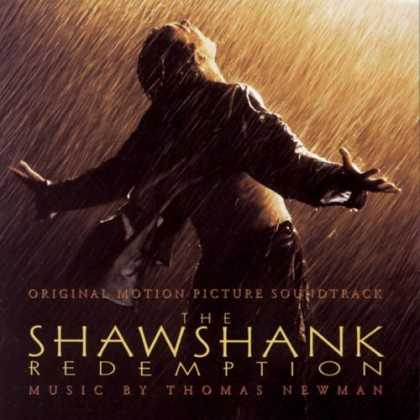 Bestselling Music (2007) - The Shawshank Redemption: Original Motion Picture Soundtrack by Thomas Newman
