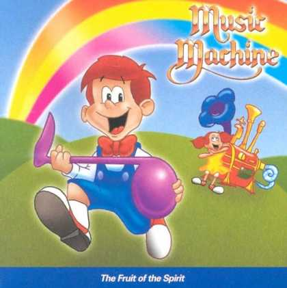 Bestselling Music (2007) - Music Machine: The Fruit of the Spirit by Bridgestone Kids