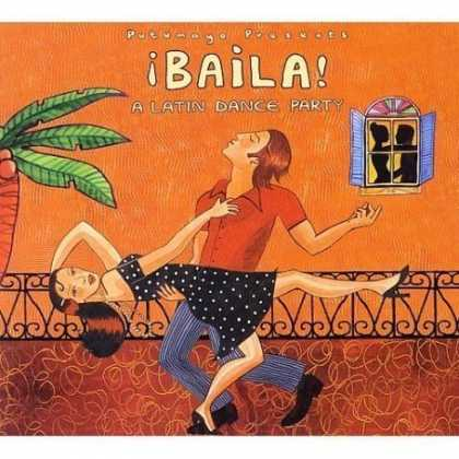Bestselling Music (2007) - Putumayo Presents: Baila - A Latin Dance Party by Various Artists