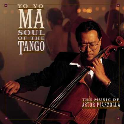 Bestselling Music (2007) - Soul of the Tango: The Music of Astor Piazzolla