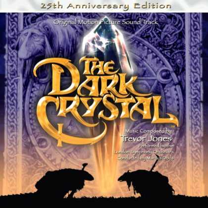 Bestselling Music (2007) - The Dark Crystal: 25th Anniversary - O.S.T.