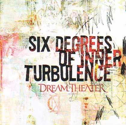 Bestselling Music (2007) - Six Degrees of Inner Turbulence by Dream Theater