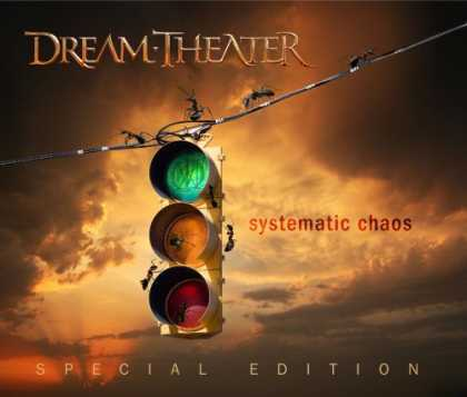 Bestselling Music (2007) - Systematic Chaos by Dream Theater