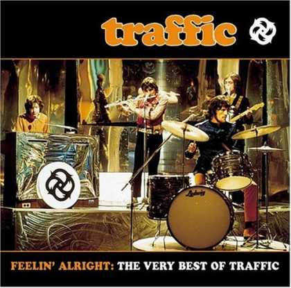 Bestselling Music (2007) - Feelin' Alright: The Definitive Collection by Traffic