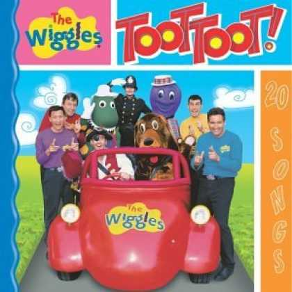 Bestselling Music (2007) - Toot Toot! by The Wiggles