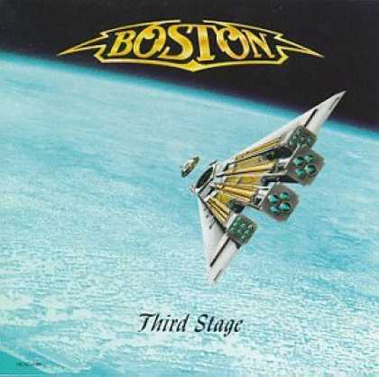 Bestselling Music (2007) - Third Stage by Boston