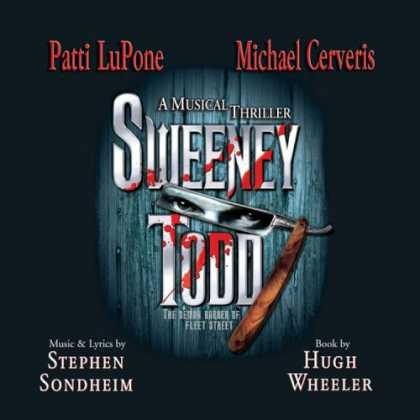 Bestselling Music (2007) - Sweeney Todd (2005 Broadway Revival Cast)