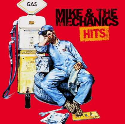 Bestselling Music (2007) - Hits by Mike + the Mechanics