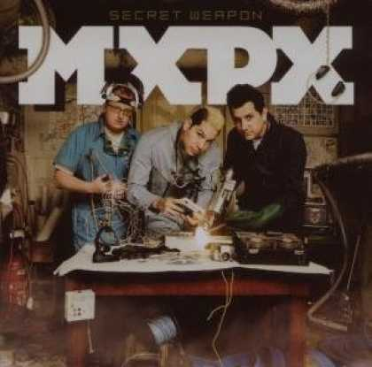 Bestselling Music (2007) - Secret Weapon by MxPx