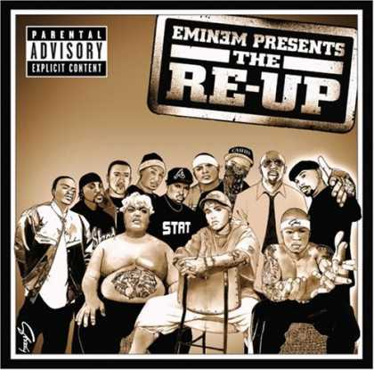 Bestselling Music (2007) - Eminem Presents: The Re-Up by Eminem