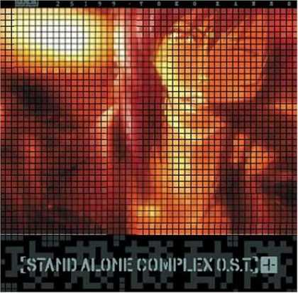 Bestselling Music (2007) - Ghost in the Shell: Stand Alone Complex by Yoko Kanno