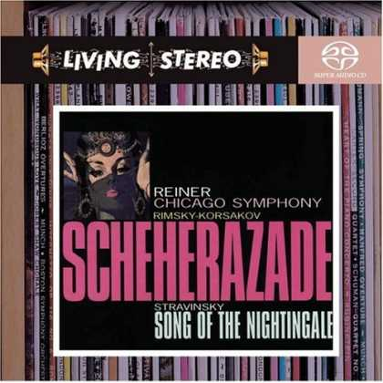 Bestselling Music (2007) - Rimsky-Korsakov: Scheherazade; Stravinsky: Song of the Nightingale [Hybrid SACD]