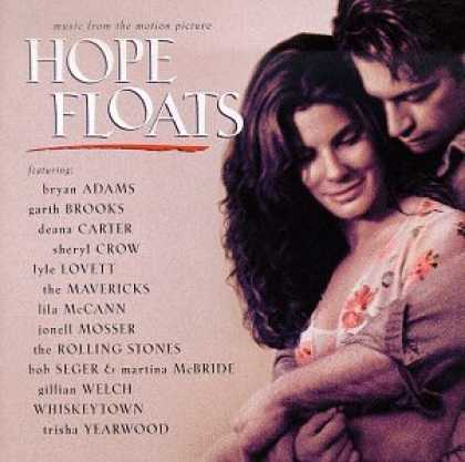 Bestselling Music (2007) - Hope Floats: Music From The Motion Picture by Various Artists - Soundtracks