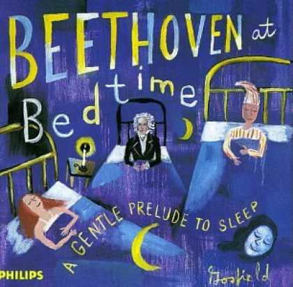 Bestselling Music (2007) - Beethoven at Bedtime: A Gentle Prelude to Sleep