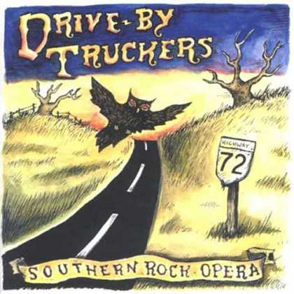 Bestselling Music (2007) - Southern Rock Opera (Dig) by Drive-By Truckers