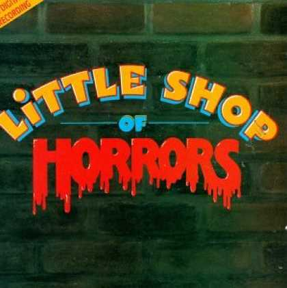 Bestselling Music (2007) - Little Shop Of Horrors (1986 Film)