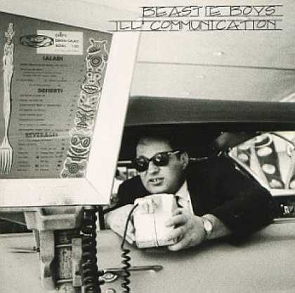 Bestselling Music (2007) - Ill Communication by Beastie Boys