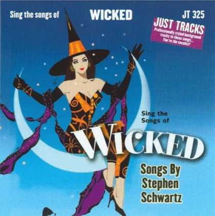 Bestselling Music (2007) - Sing The Songs of Wicked by Broadway Karaoke