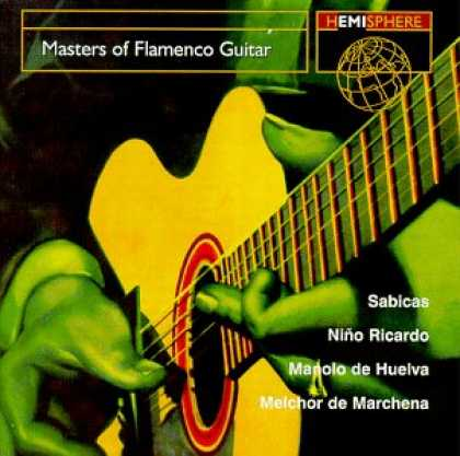 Bestselling Music (2007) - Masters of Flamenco Guitar by Various Artists