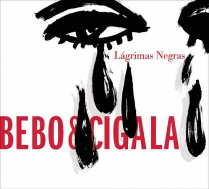 Bestselling Music (2007) - Lágrimas Negras by Bebo & Cigala