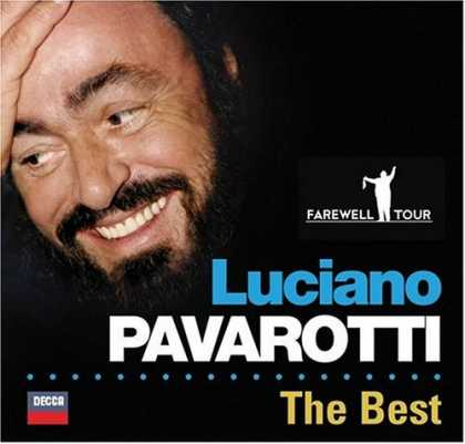 Bestselling Music (2007) - Luciano Pavrotti: The Best (Farewell Tour)