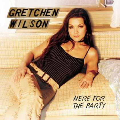Bestselling Music (2007) - Here for the Party by Gretchen Wilson