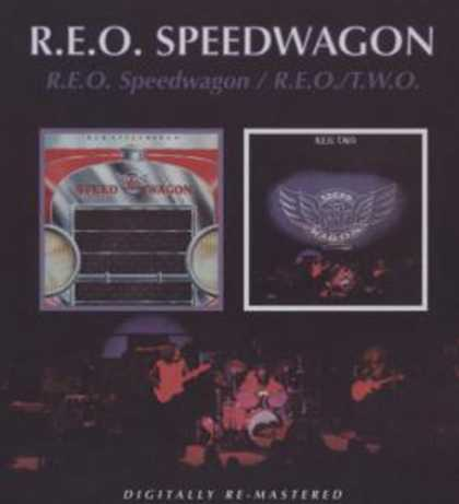 Bestselling Music (2007) - R.E.O. Speedwagon/R.E.O./T.W.O. by REO Speedwagon